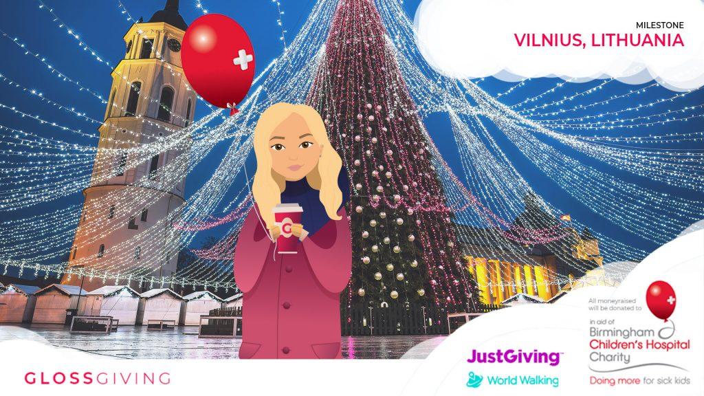 Vilnius Gloss Milestone